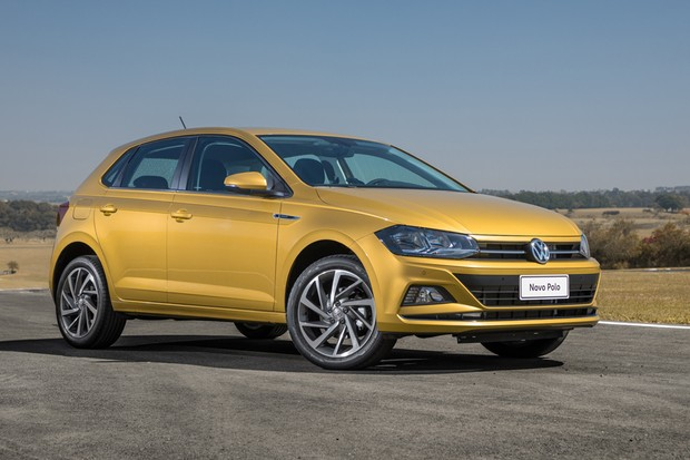 Volkswagen Polo 2020: Simulação de financiamento