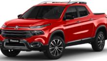 Fiat Toro 2020: Conheça os preços e condições de financiamento