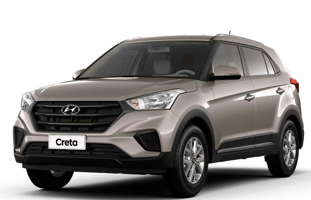Hyundai Creta 2020: Conheça os preços e condições de financiamento
