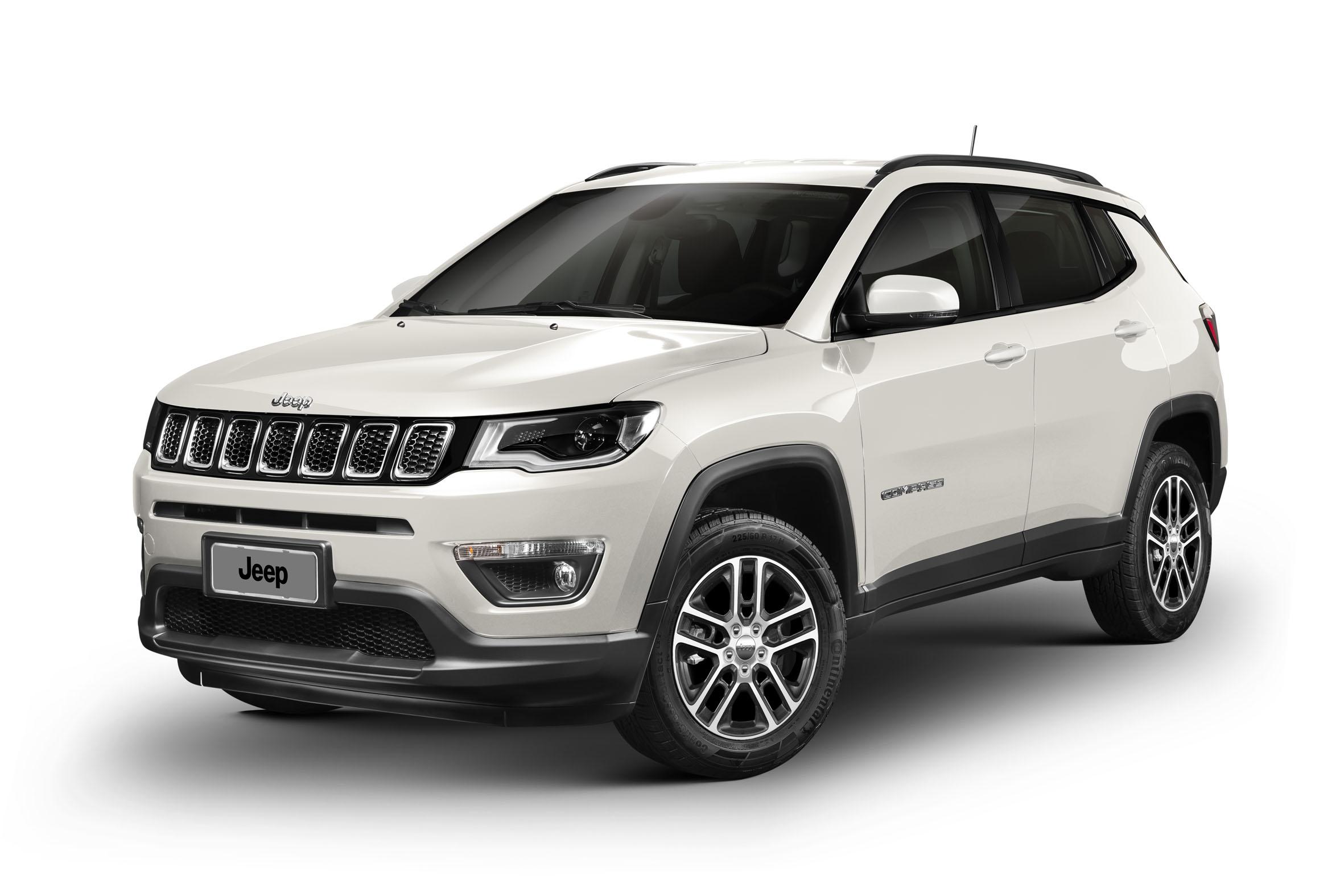 Jeep Compass 2020: Simulação de financiamento