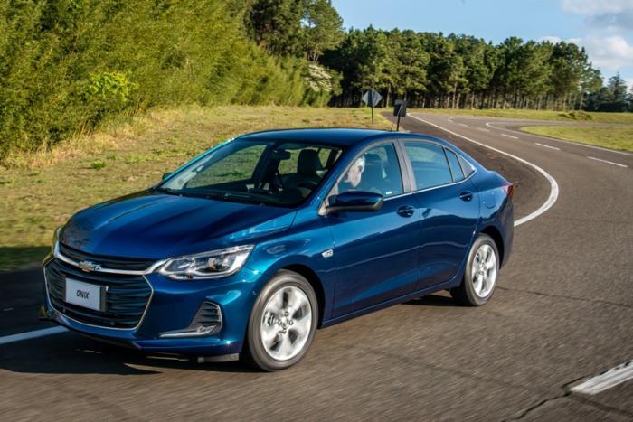 Chevrolet Onix 2020 Simulacao De Financiamento Auto Dashboard Brasil
