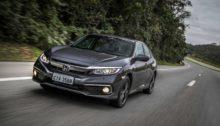 Honda Civic 2020: Veja os preços e simulação de financiamento