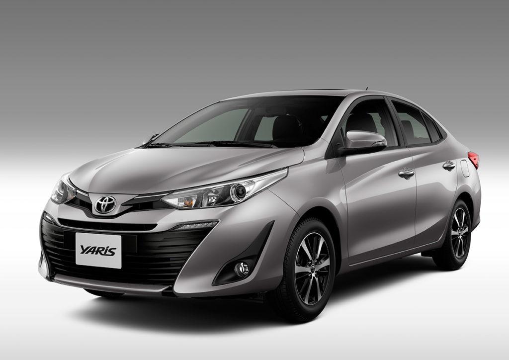 Toyota Yaris 2020: Simulação de Financiamento