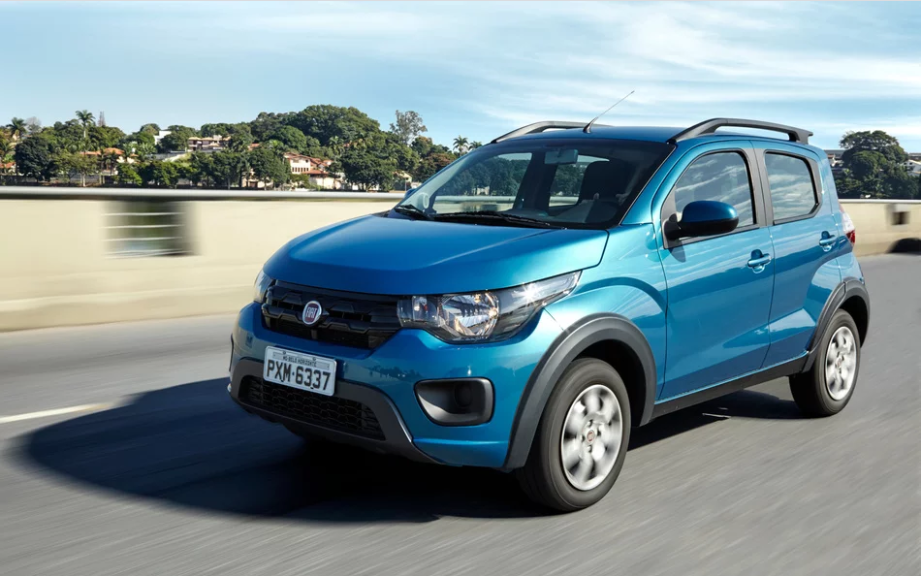 Fiat Mobi 2020: Simulação de financiamento