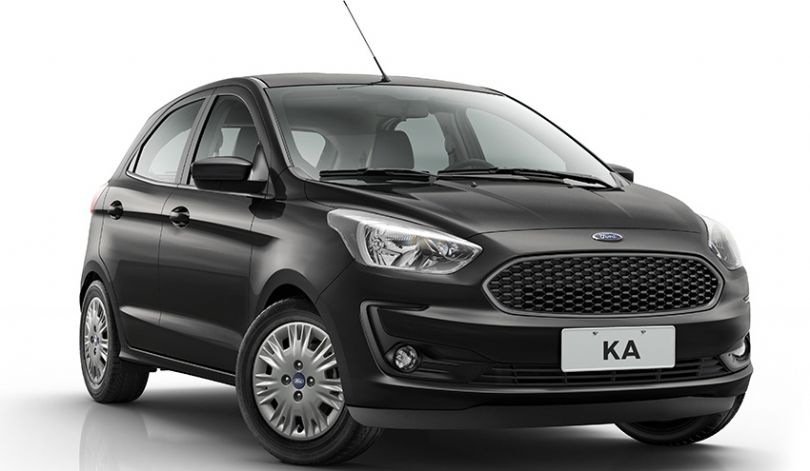Ford Ka 2020: Simulação de financiamento