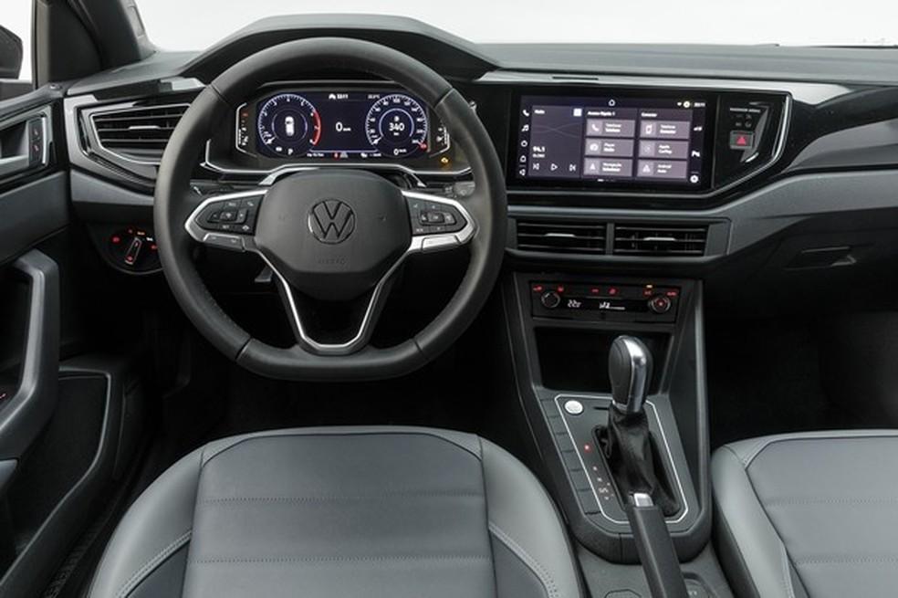 Painel Volkswagen Nivus