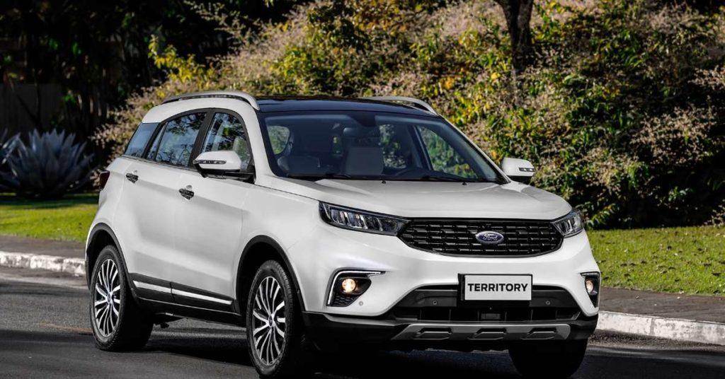 Ford Territory 2021: Veja os preços e condições de financiamento
