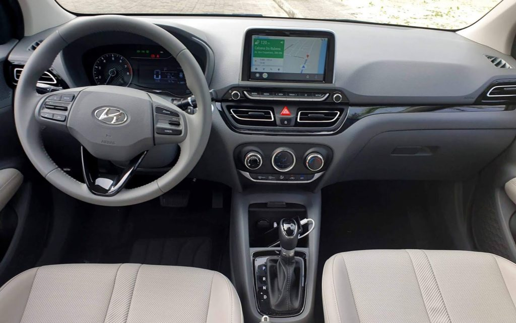Painel Hyundai HB20