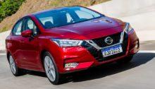 Novo Nissan Versa 2021: Simulação de financiamento