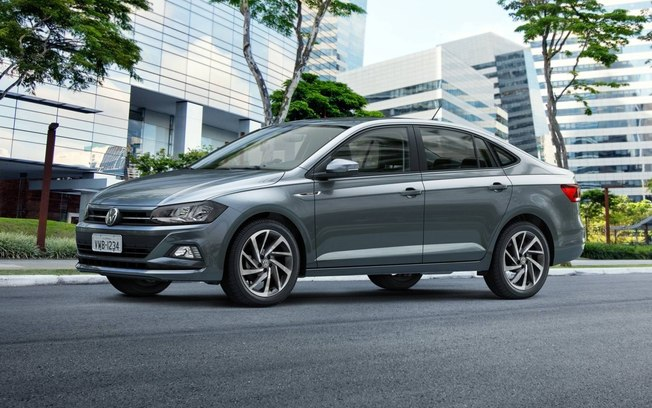Volkswagen Virtus 2021: Simulação de financiamento