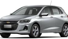 Chevrolet Onix 2021: Simulação de financiamento