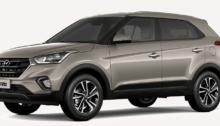 Hyundai Creta 2021: Simulação de financiamento