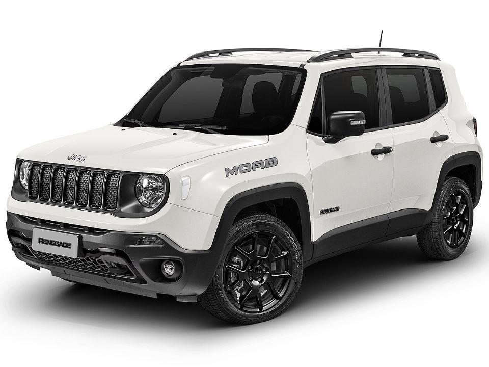 Jeep Renegade 2021: Simulação de financiamento