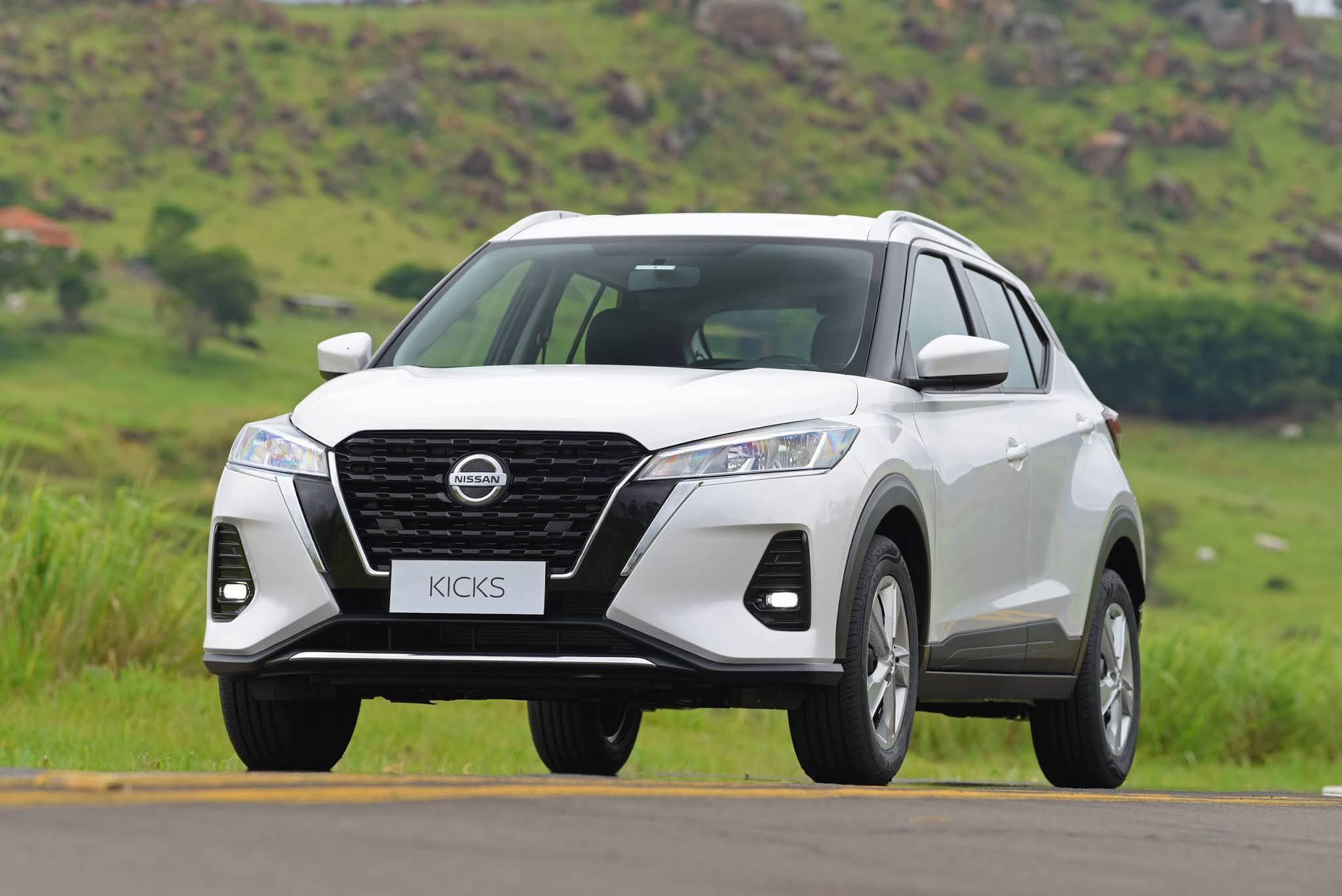 Novo Nissan Kicks 2022: Simulação de financiamento