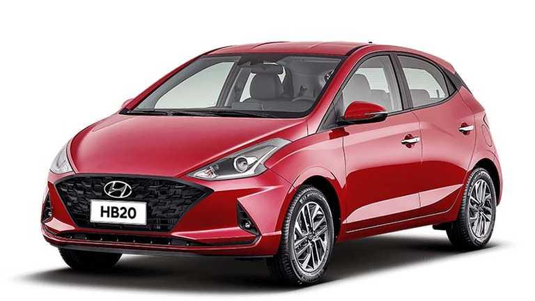 Hyundai HB20 2022