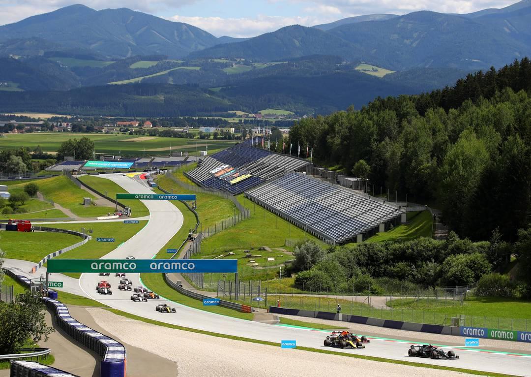GP da Áustria 2021