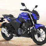 Yamaha Fazer 250: Simulação de financiamento