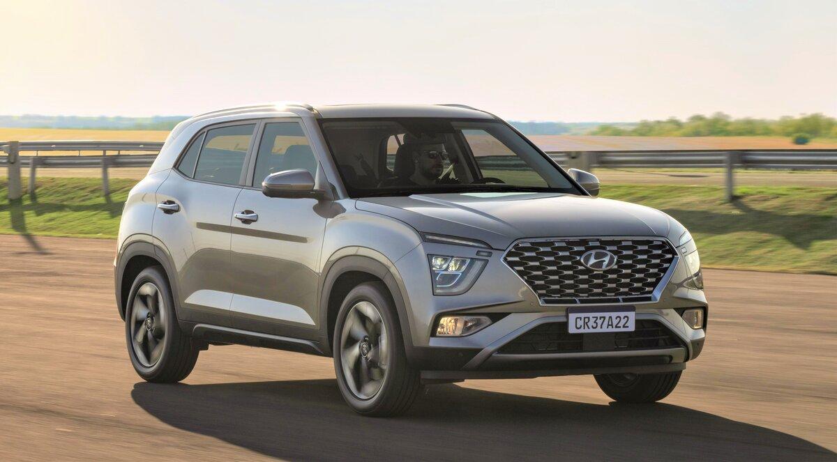Novo Hyundai Creta 2022: Simulação de financiamento