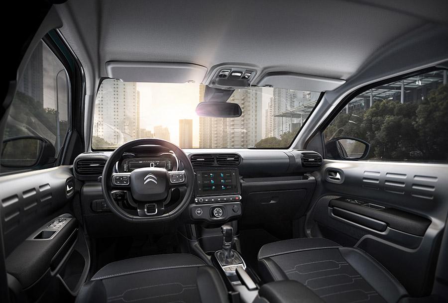Citroen C4 Cactus 2022 Interior